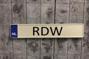 RDW gegevens opvragen - grijzig